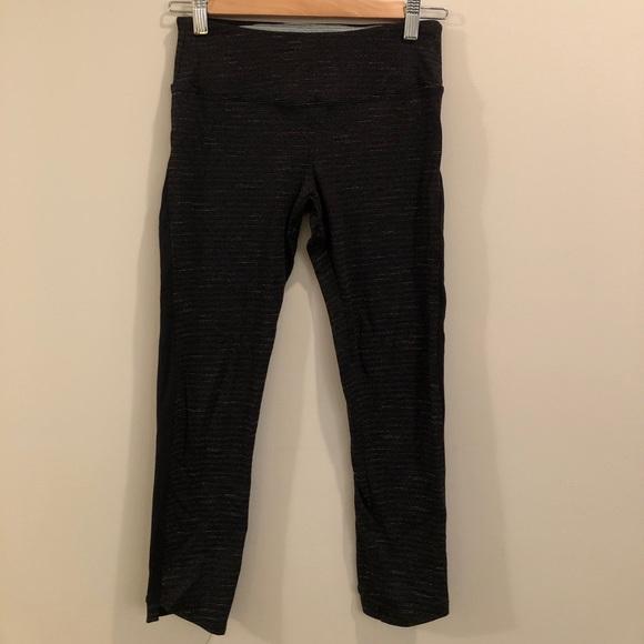 Hard Tail Pants - Hardtail capris- super cute details